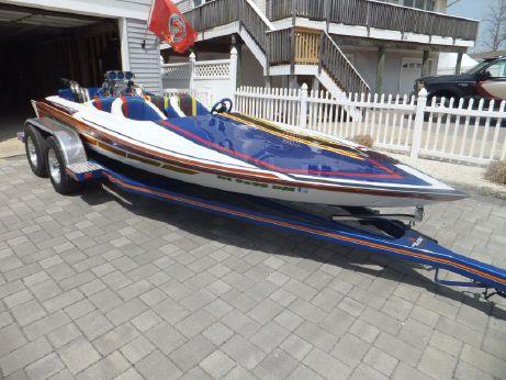 1978 Southwind Jet Boat