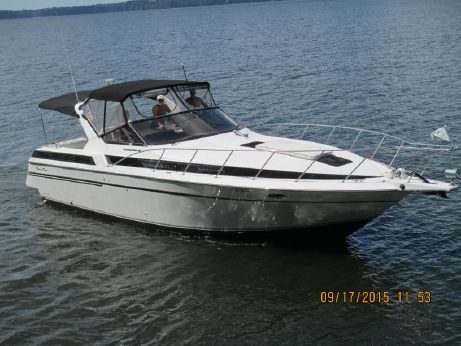 1989 Chris-Craft Amerosport 412