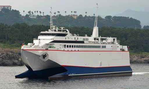 1997 Custom Fast RoPax Ferry