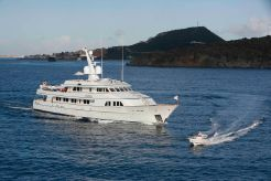 1985 Feadship Enclosed Pilothouse