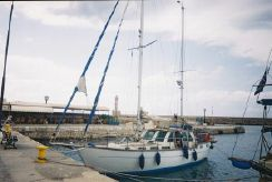 1980 Nauticat 38