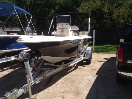 2015 Carolina Skiff 21 Sea Skiff