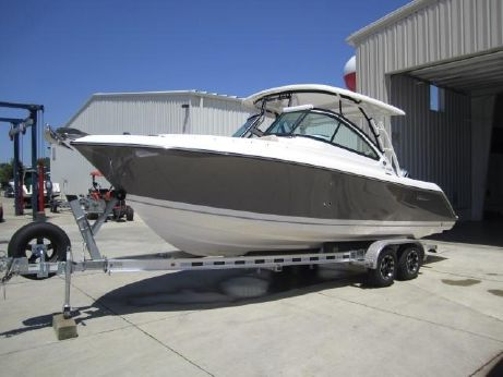 2017 Pursuit 235 Dual Console