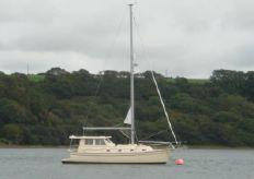2007 Island Packet SP Cruiser