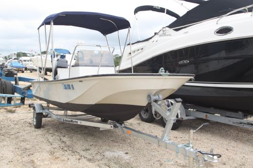 1987 Boston Whaler Montauk 17 CC