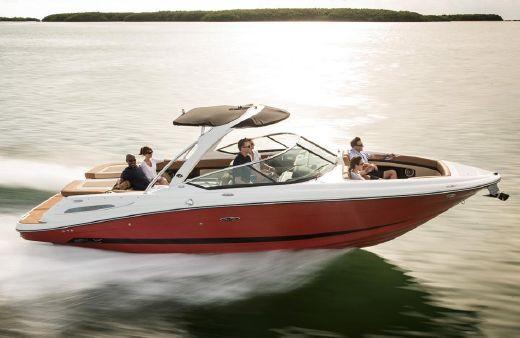 2015 Sea Ray 270 SLX