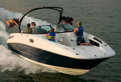 2015 Sea Ray 280 Sundeck - 10817