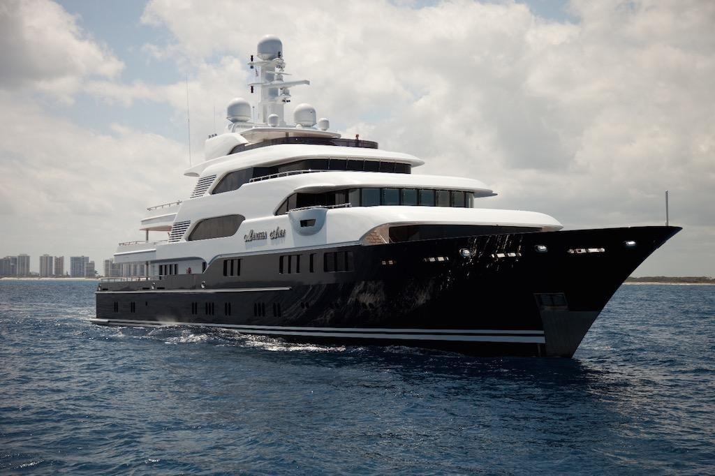 2008 lurssen motore barca in vendita for Lurssen yacht genova