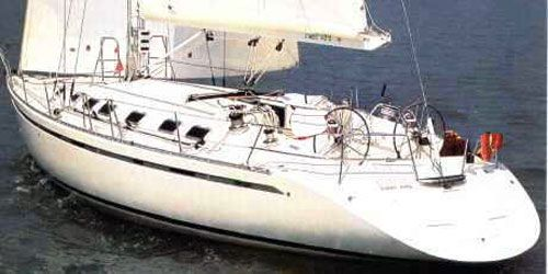 1994 Beneteau 53 F5