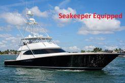 2010 Viking Sportfish with Seakeeper