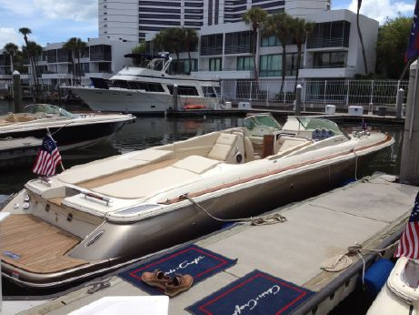 2016 Chris Craft 32 Corsair