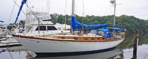 1968 Cheoy Lee Rhodes Offshore 40 Yawl
