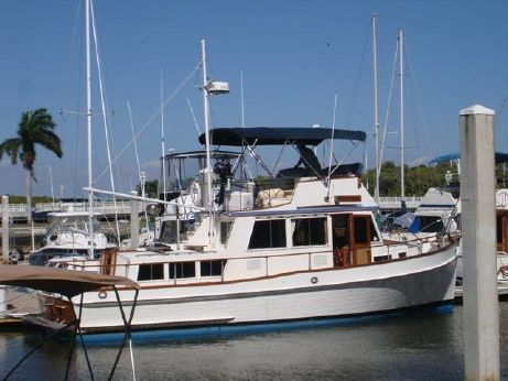 1984 Grand Banks 36 Classic