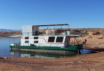 1983 Boatel 50' 1/4 Multi-Ownership Pontoon Houseboat