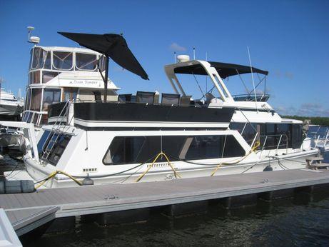 1987 Bluewater 510 Coastal Cruiser