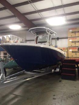 2018 Wellcraft 242 Fisherman