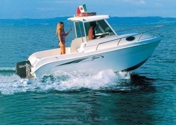 2008 saver 540 fisher cabin