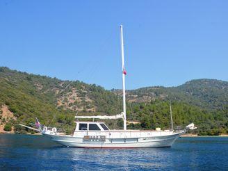 1978 Aegean Gulet