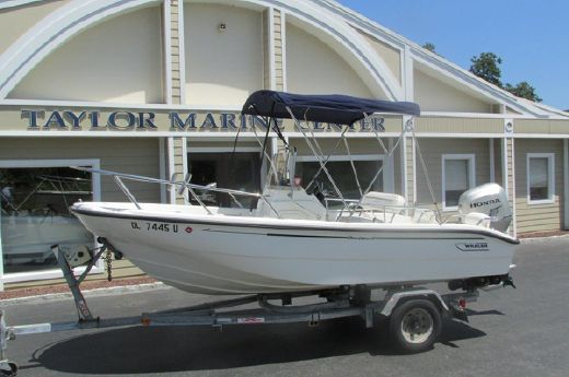 1999 Boston Whaler 16 Dauntless