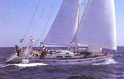1992 Custom Sloop 61