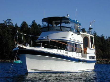 1987 Custom Labelle Motor Yacht