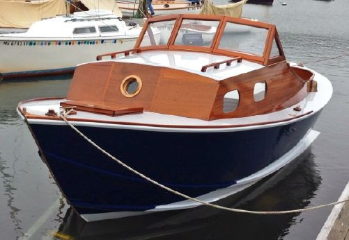 2013 Arey's Pond Boat Yard Bartender