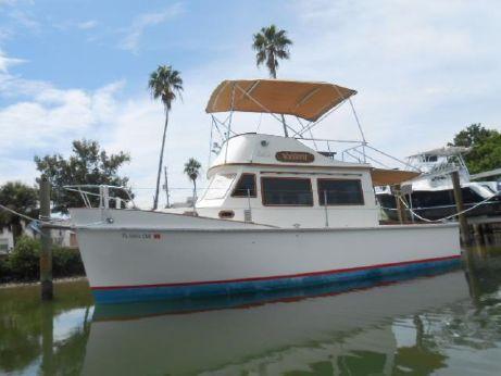 1978 Cheoy Lee Sedan Trawler