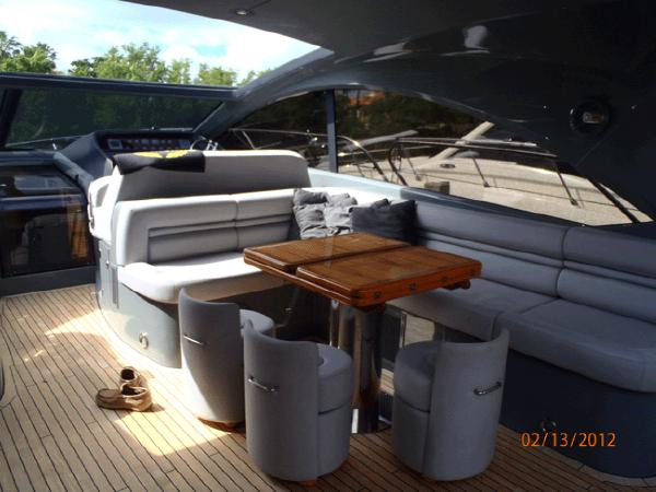 photo of  Sunseeker 60 Predator with Anerson Drive