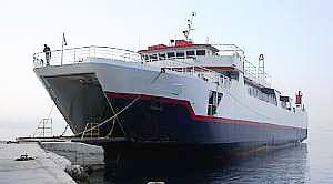 1989 Day Pax Car Ferry Roro
