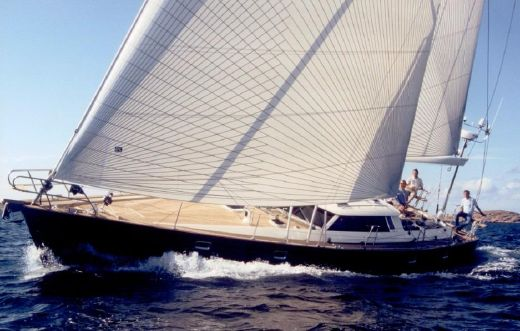 2002 Farr 50 Pilothouse