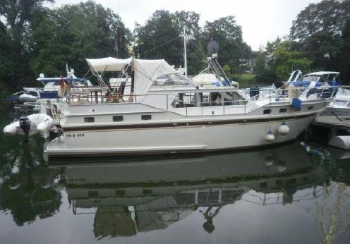 1985 Gorden 14m Stahlmotoryacht