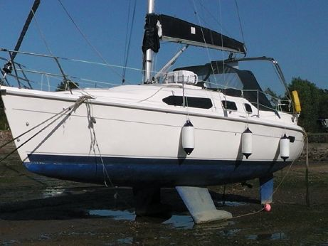 2001 Hunter Legend 290