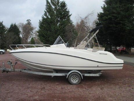 2017 Quicksilver ACTIVE 605 OPEN
