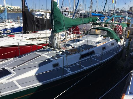 1983 Nordic 44 Performance Cutter