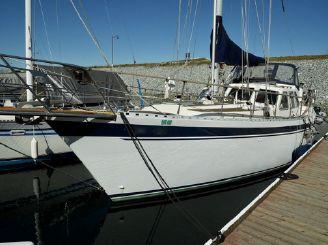 1985 Nauticat 40 Pilothouse