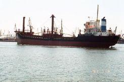 1975 Cargo Vessel
