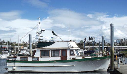 1980 Marine Trader 44 Trawler