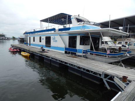 1998 Stardust Houseboat