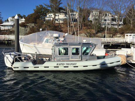 2004 Safe Boat Defender 25