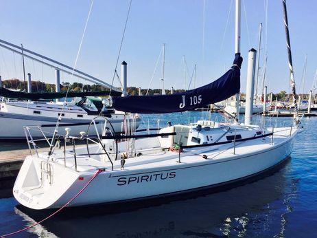 2000 J Boats J/105 J105 J 105