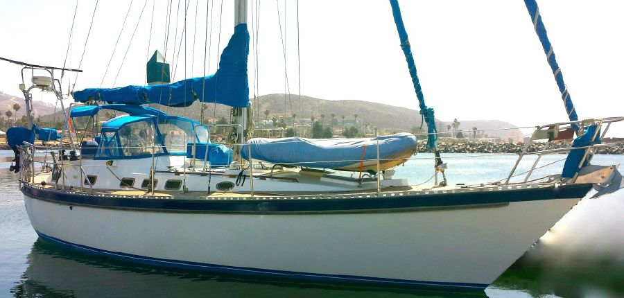 42' Tayana Vancouver 42 for sale