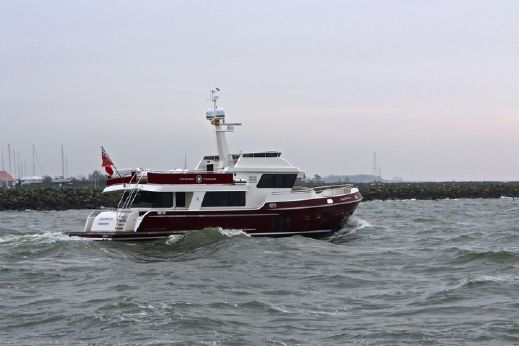 2013 Privateer Trawler 65