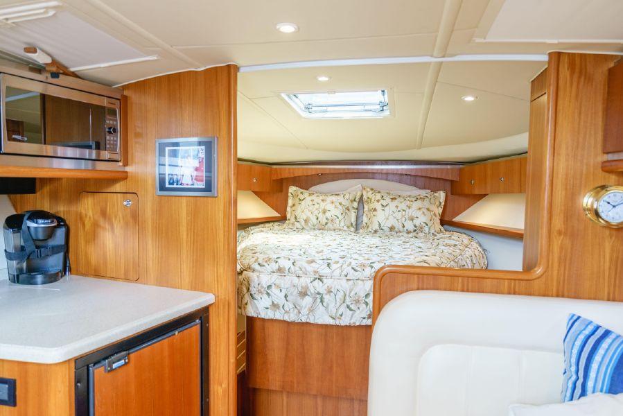 Tiara 36 Open Master Cabin