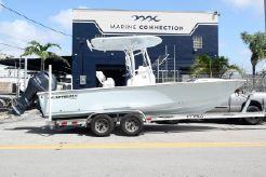 2020 Sportsman Masters 227 Bay Boat