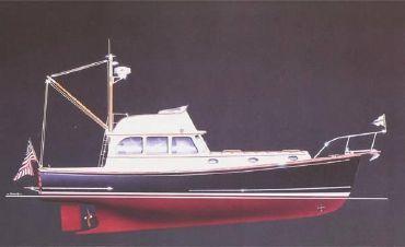 2015 John Williams Boat Company - Stanley 44