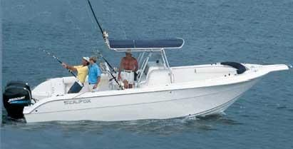 2003 Sea Fox 287 Center Console