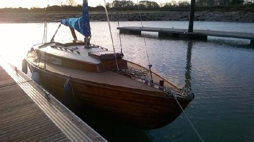 1967 Folkboat 25'