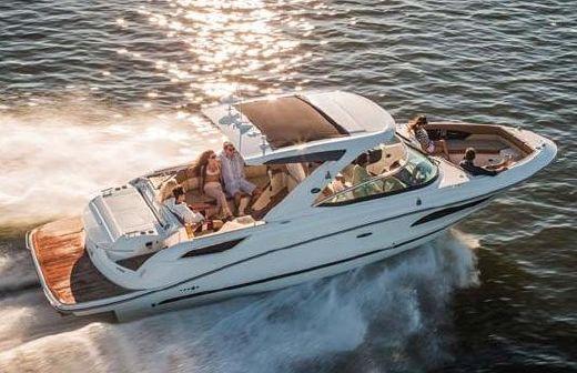 2014 Sea Ray 350 SLX