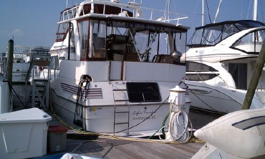 1988 Sea Ray 415 Aft Cabin Sundeck