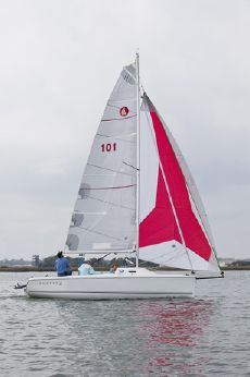 2015 Marlow-Hunter 22